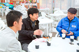 20130420復興応援ガーゼタオル