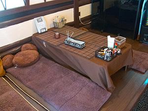 20131203K'sカフェ