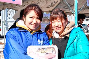 20140225春つげ牡蠣まつり福興市