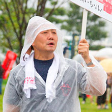 20130826琵琶湖牛肉サミット