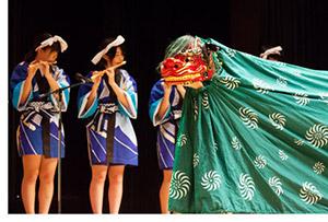 20131209第10回子どもたちの郷土芸能発表会