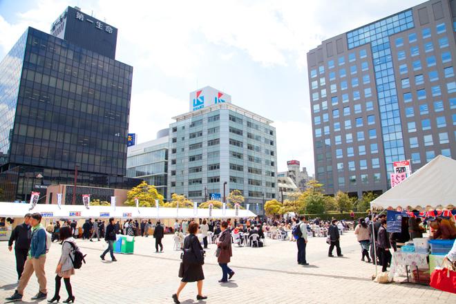 20140924 志津川フェアー開催