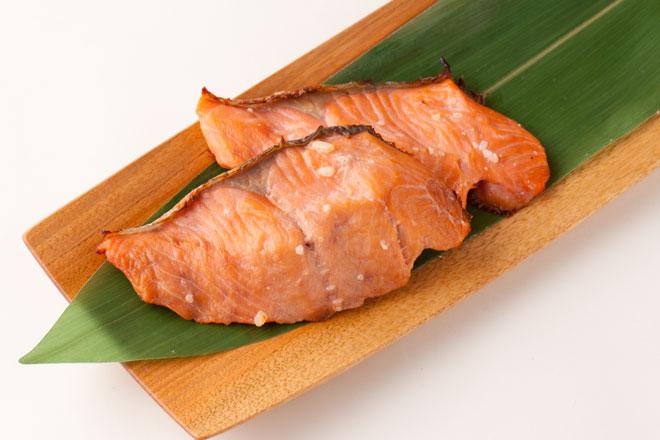 しっかり朝ごはん焼魚シリーズ