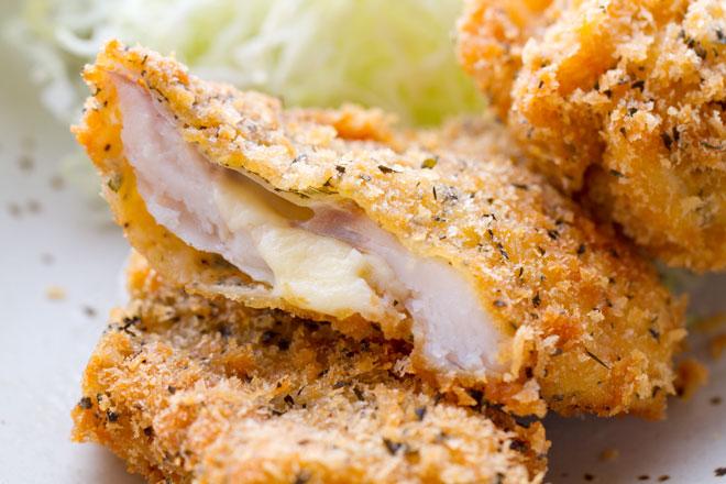 【レシピ】鱈のチーズはさみフライ