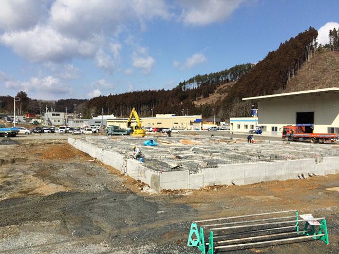 ヤマウチ新工場