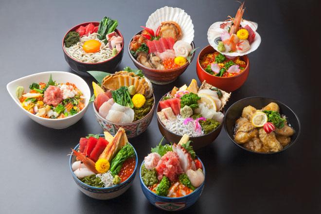 南三陸キラキラ春告丼2015