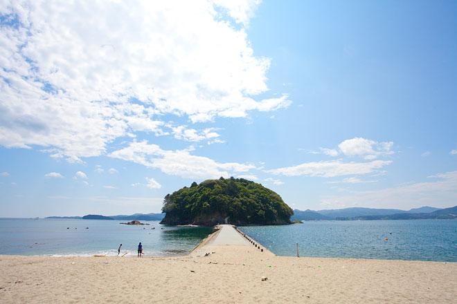 南三陸 荒島(あれしま)