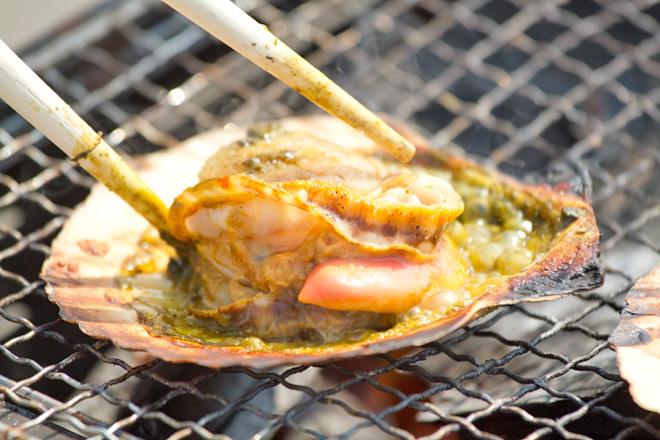 ホタテの焼き方〜焼きすぎるとホタテが硬くなり、出汁も蒸発し失敗してしまいます〜