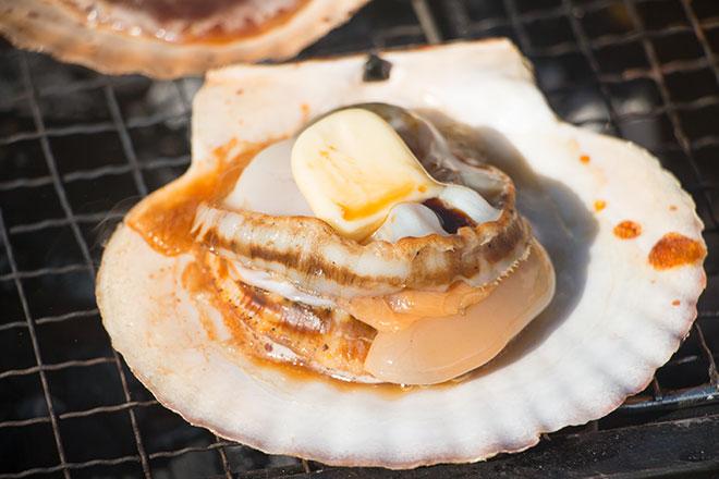 バーベキュー食材にオススメのホタテセット
