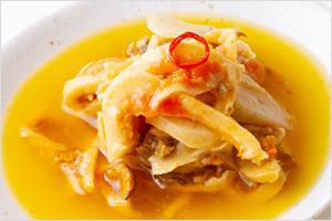 三陸産ほやのオリーブオイル漬(90g)