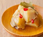 三陸産スモークホタテのオリーブオイル漬(90g)