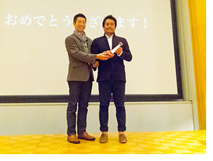 第10回 OSMC(オンラインショップマスターズクラブ)最優秀実践者賞 山内恭輔