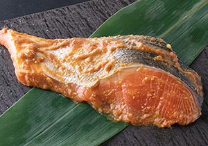 銀鮭 味噌漬け