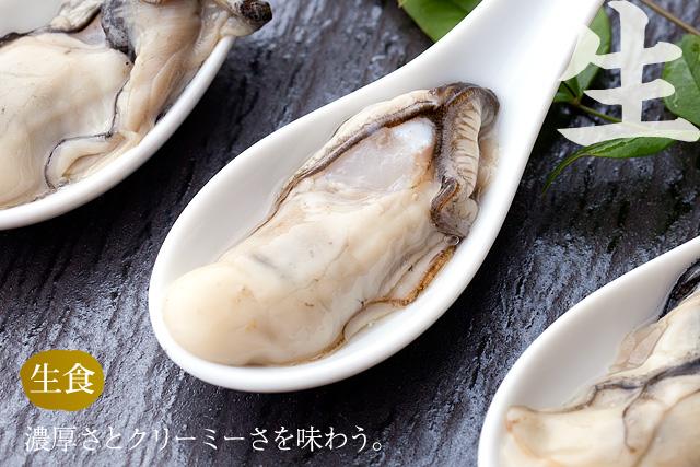 生カキ(牡蠣)