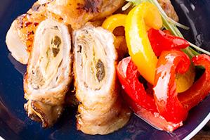 レシピ ピクルスの豚肉巻き