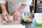 たらチーズ揚げ レシピ