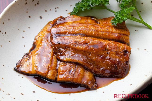 秋刀魚の蒲焼きレシピ