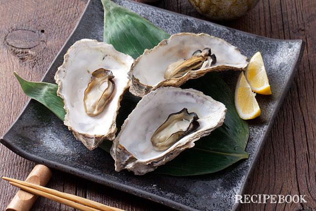 牡蠣の焼き方(七輪編)