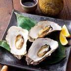 七輪で作る『焼き牡蠣(かき)の作り方』です。