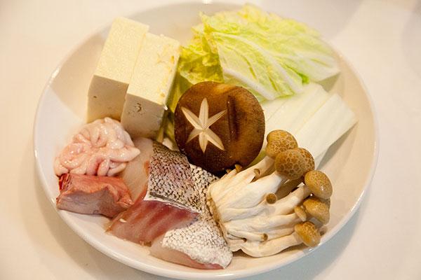 たらちり(鱈鍋)の作り方1
