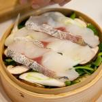 鱈と野菜のせいろ蒸し3