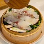 鱈と野菜のせいろ蒸し4