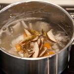 タラのアラ汁の作り方(味噌編)6