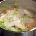 タラのアラ汁の作り方(味噌編)8