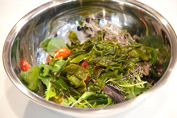茎わかめと豆のマリネの作り方7