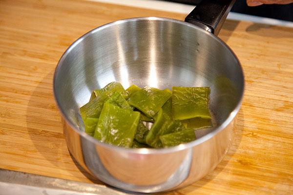 茎わかめの佃煮の作り方2