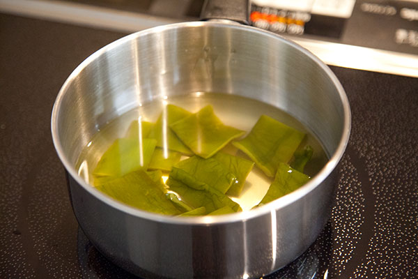 茎わかめの佃煮の作り方4