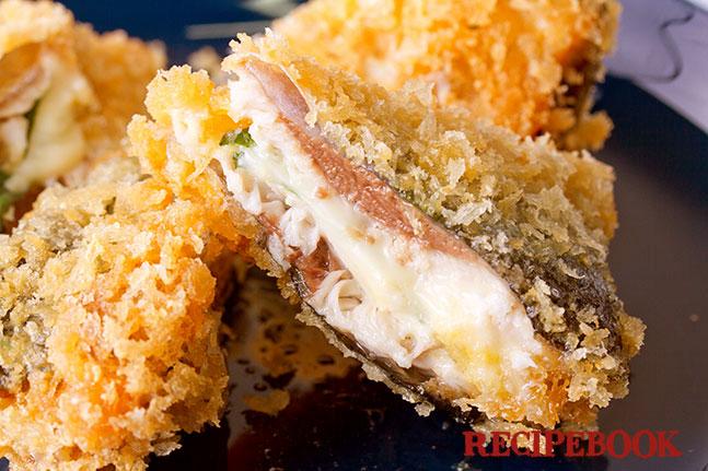 秋刀魚の香り揚げ レシピ