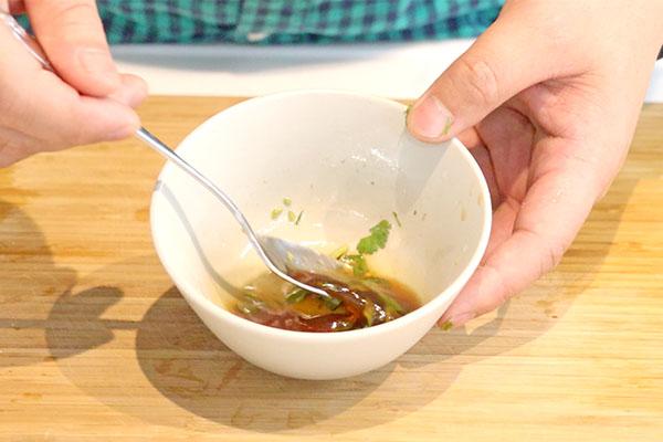 ピクルス液で作るカルパッチョソースレシピ3