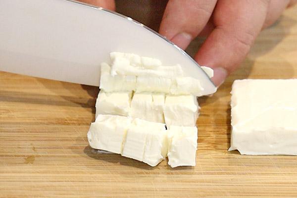サーモンのカリフォルニア丼レシピ2