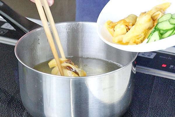 ほや 味噌汁 レシピ